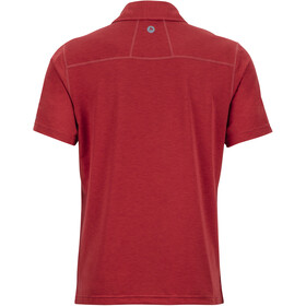 Marmot Wallace - T-shirt manches courtes Homme - rouge